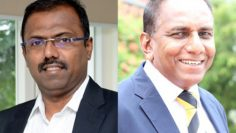 Aparajitha Corporate Service Private Limited Managing Director Nagaraj Krishnan and 3W Consulting Managing Director Stefan Moraes