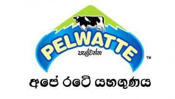 Pelwatte Local Goodness(Sinhala)