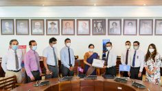 D.-Samson-Industries-(Pvt)-Ltd.-signs-MoU-with-Faculty-of-Medicine-University-of-Colombo