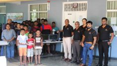 Siyapatha-Finance-PLC-donate-IT-equipment-to-the-Newbridge-Boys'-Home